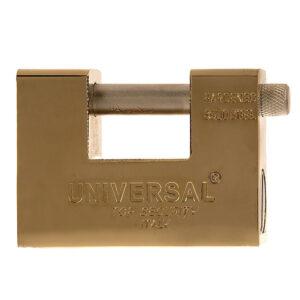 قفل کتابی طلایی 94 یونیورسال